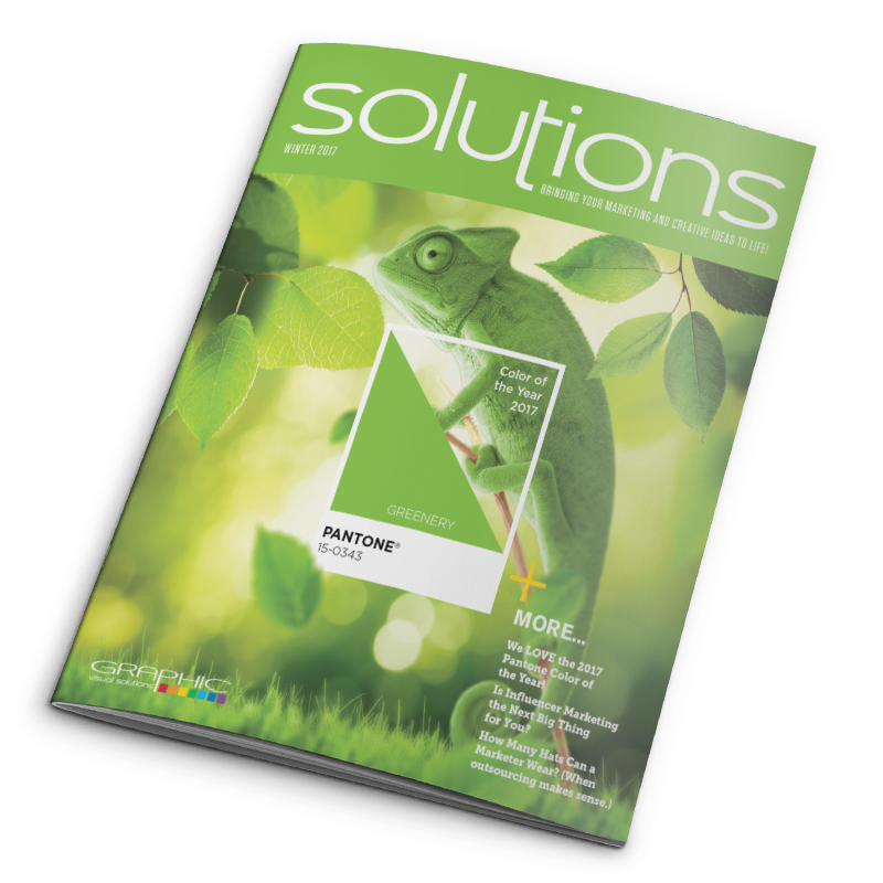 The Best Design Solutions: Enter The 2018 Solutions Magazine Cover Design Contest